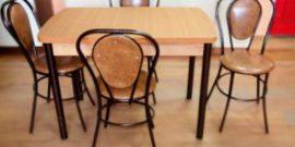 Столы, стулья